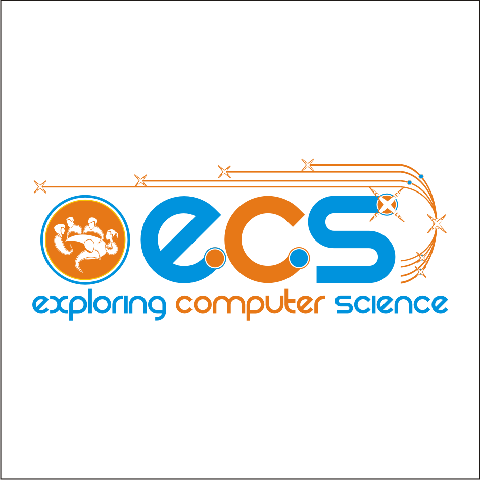 Logo Design by vector.five - Entry No. 253 in the Logo Design Contest ECS - Exploring Computer Science.