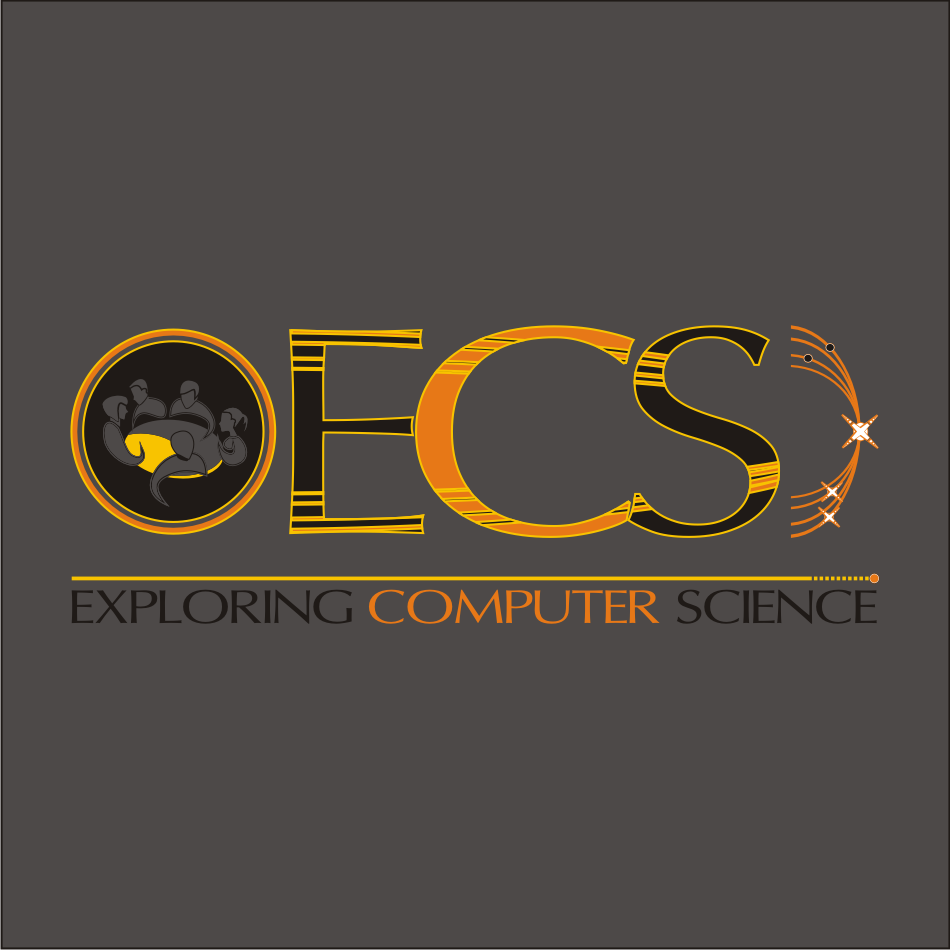 Logo Design by vector.five - Entry No. 255 in the Logo Design Contest ECS - Exploring Computer Science.