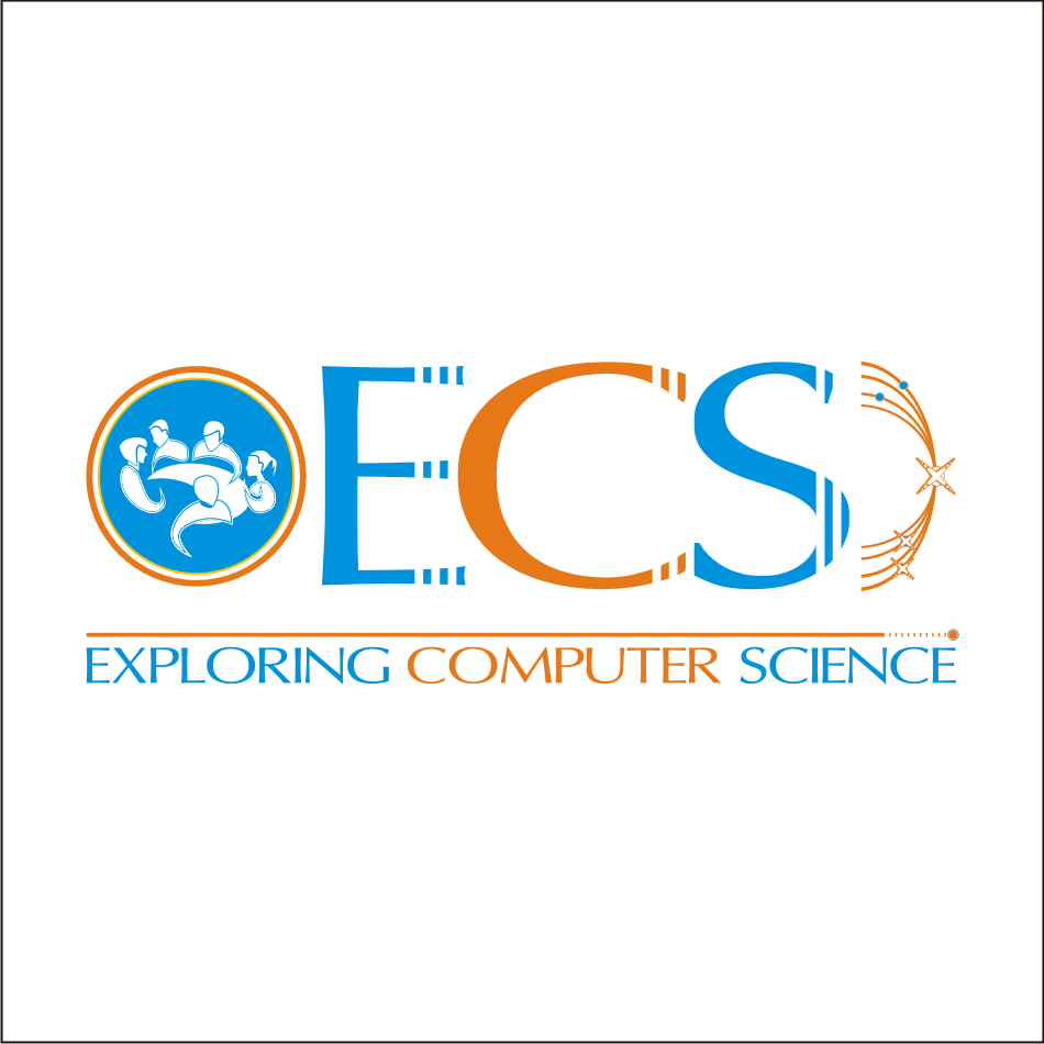 Logo Design by vector.five - Entry No. 256 in the Logo Design Contest ECS - Exploring Computer Science.