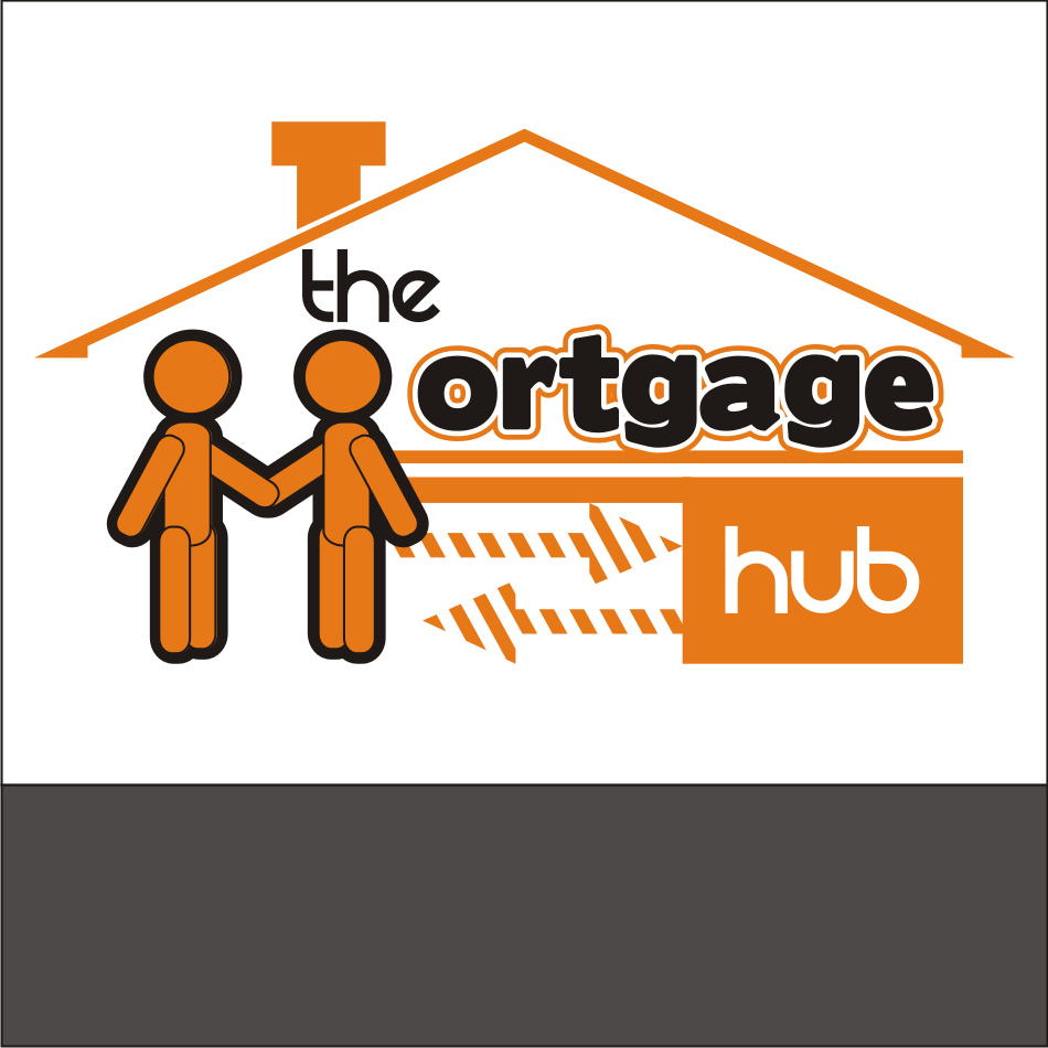 Logo Design by vector.five - Entry No. 69 in the Logo Design Contest The Mortgage Hub.