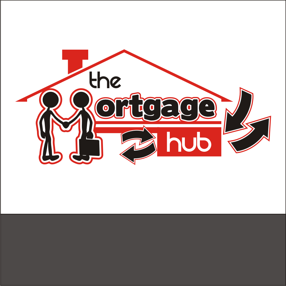 Logo Design by vector.five - Entry No. 72 in the Logo Design Contest The Mortgage Hub.