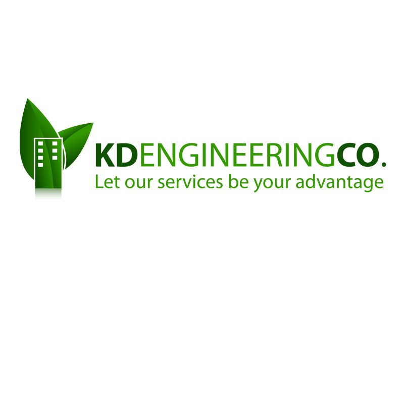 Logo Design by zams - Entry No. 69 in the Logo Design Contest KD Engineering Co..