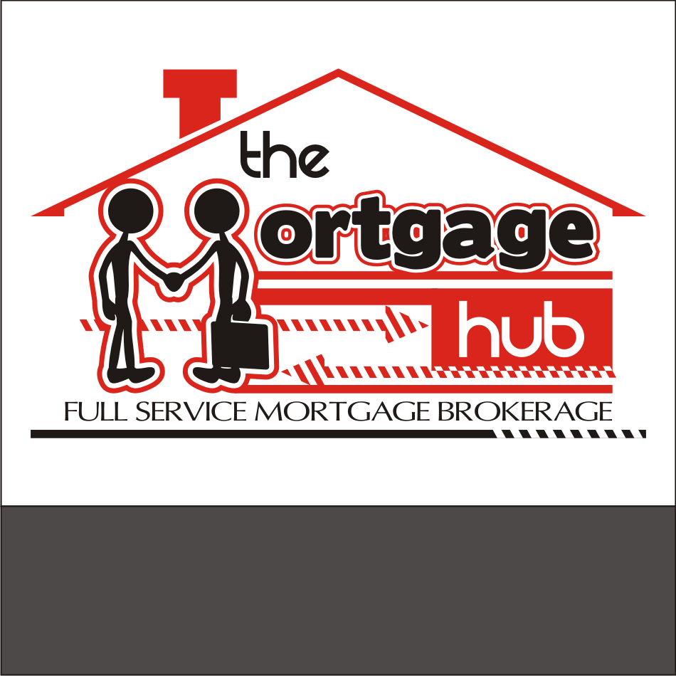 Logo Design by vector.five - Entry No. 75 in the Logo Design Contest The Mortgage Hub.