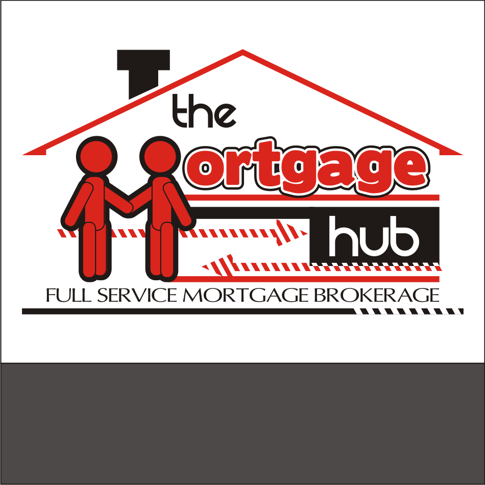 Logo Design by vector.five - Entry No. 76 in the Logo Design Contest The Mortgage Hub.