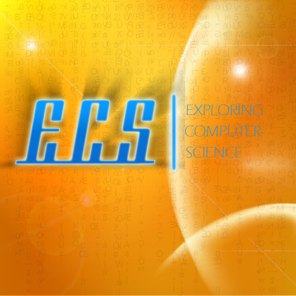 Logo Design by airosario - Entry No. 262 in the Logo Design Contest ECS - Exploring Computer Science.