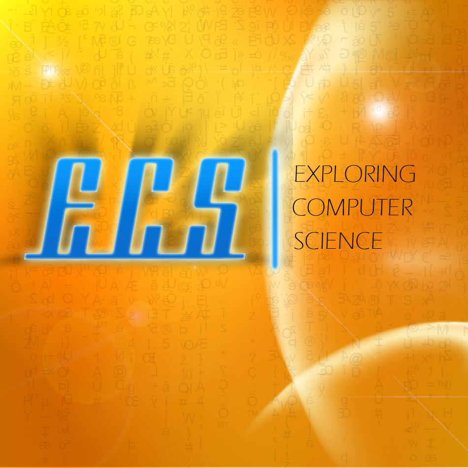 Logo Design by airosario - Entry No. 263 in the Logo Design Contest ECS - Exploring Computer Science.
