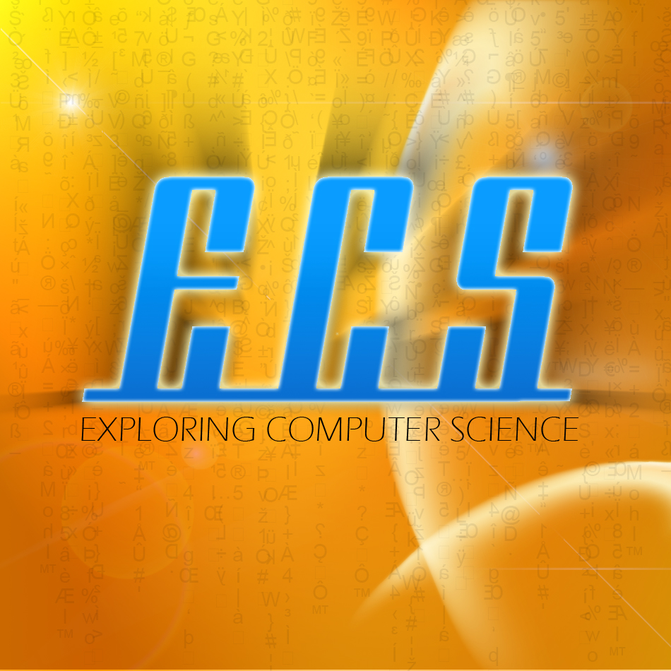Logo Design by airosario - Entry No. 264 in the Logo Design Contest ECS - Exploring Computer Science.