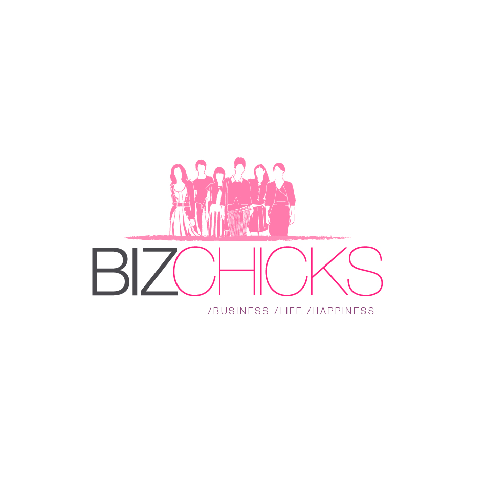 Logo Design by aerodynamics - Entry No. 48 in the Logo Design Contest BizChicks e-magazine.