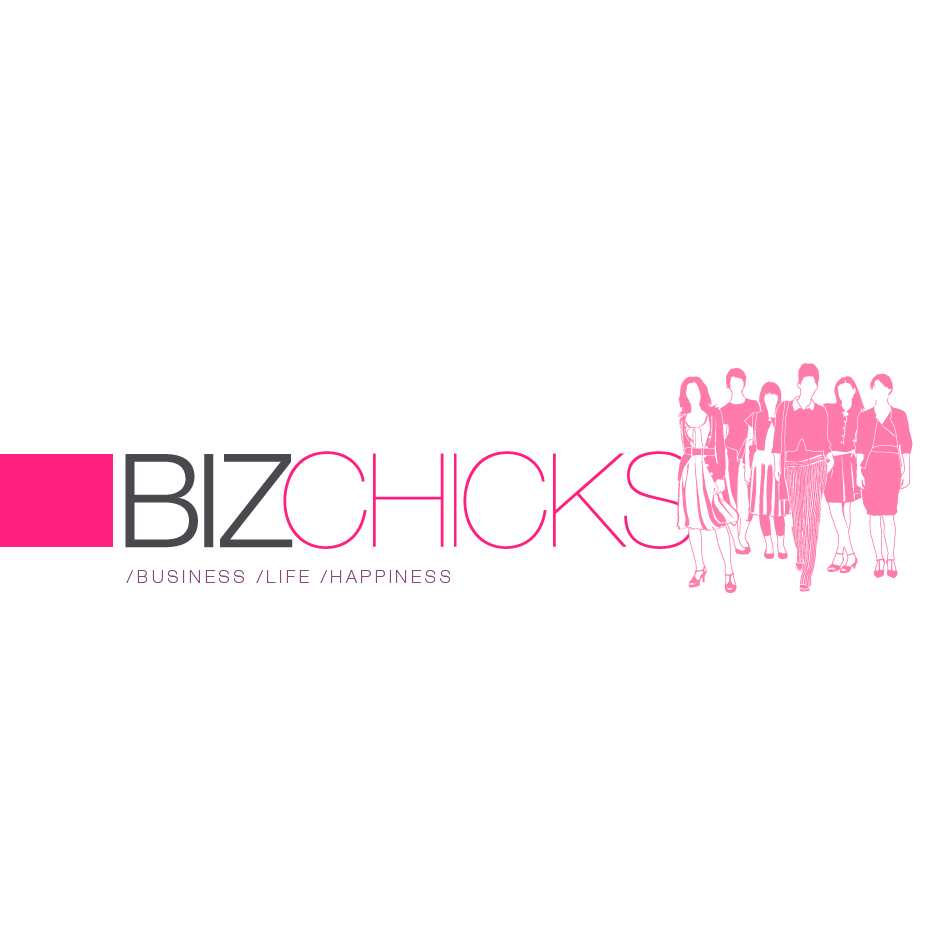 Logo Design by aerodynamics - Entry No. 49 in the Logo Design Contest BizChicks e-magazine.
