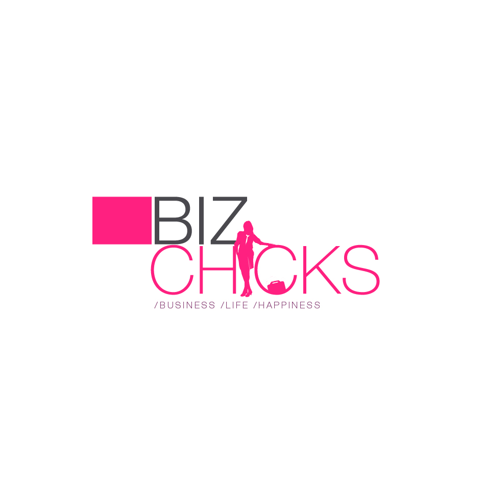 Logo Design by aerodynamics - Entry No. 51 in the Logo Design Contest BizChicks e-magazine.