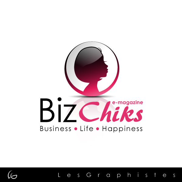 Logo Design by Les-Graphistes - Entry No. 56 in the Logo Design Contest BizChicks e-magazine.