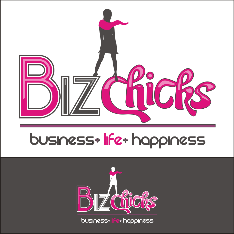 Logo Design by vector.five - Entry No. 60 in the Logo Design Contest BizChicks e-magazine.