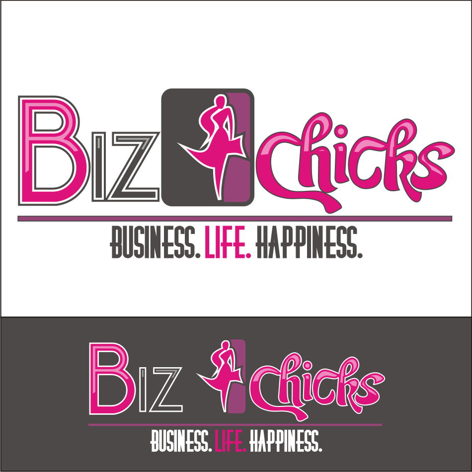 Logo Design by vector.five - Entry No. 62 in the Logo Design Contest BizChicks e-magazine.