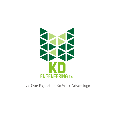 Logo Design by igepe - Entry No. 77 in the Logo Design Contest KD Engineering Co..