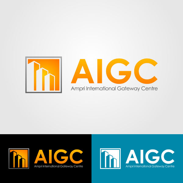 Logo Design by Andrean Susanto - Entry No. 14 in the Logo Design Contest Ampri International Gateway Centre (AIGC).