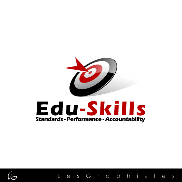 Logo Design by Les-Graphistes - Entry No. 3 in the Logo Design Contest Edu-Skills.