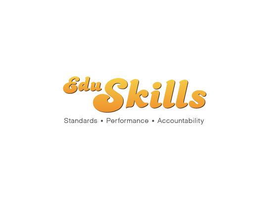 Logo Design by chadtulio - Entry No. 4 in the Logo Design Contest Edu-Skills.