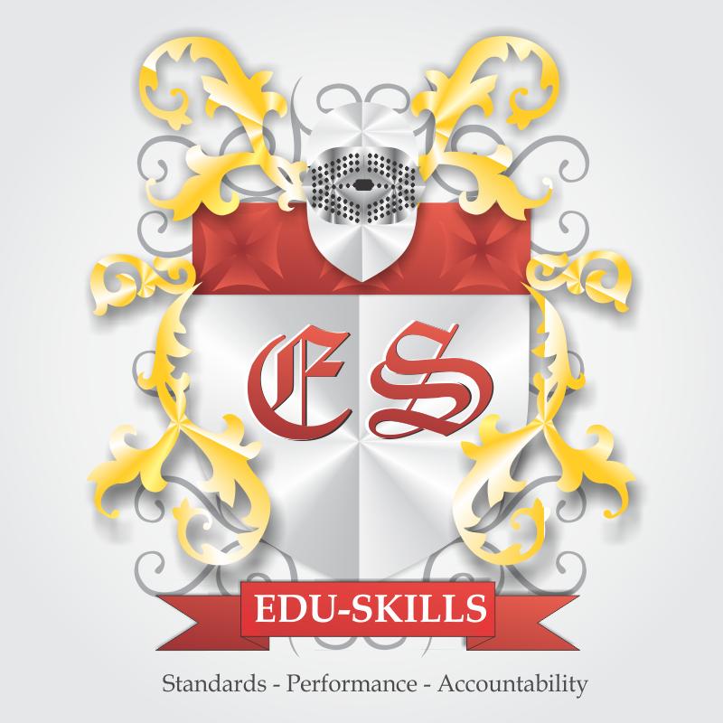 Logo Design by haricane - Entry No. 17 in the Logo Design Contest Edu-Skills.