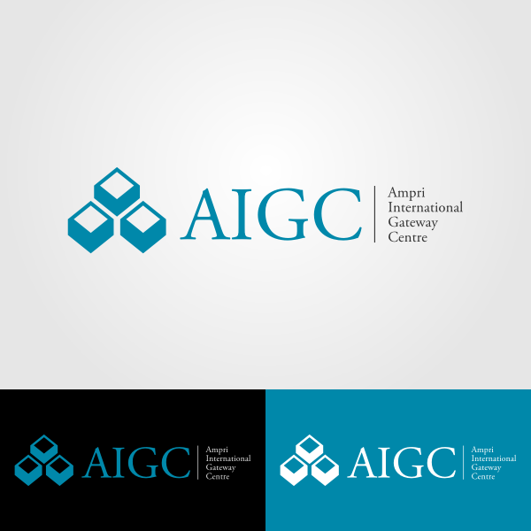 Logo Design by Andrean Susanto - Entry No. 24 in the Logo Design Contest Ampri International Gateway Centre (AIGC).