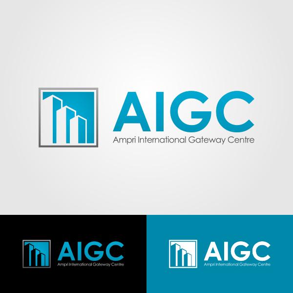 Logo Design by Andrean Susanto - Entry No. 26 in the Logo Design Contest Ampri International Gateway Centre (AIGC).