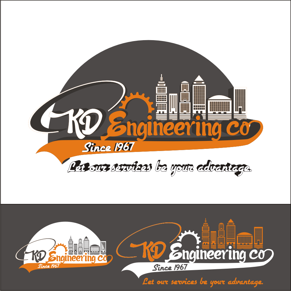 Logo Design by vector.five - Entry No. 90 in the Logo Design Contest KD Engineering Co..