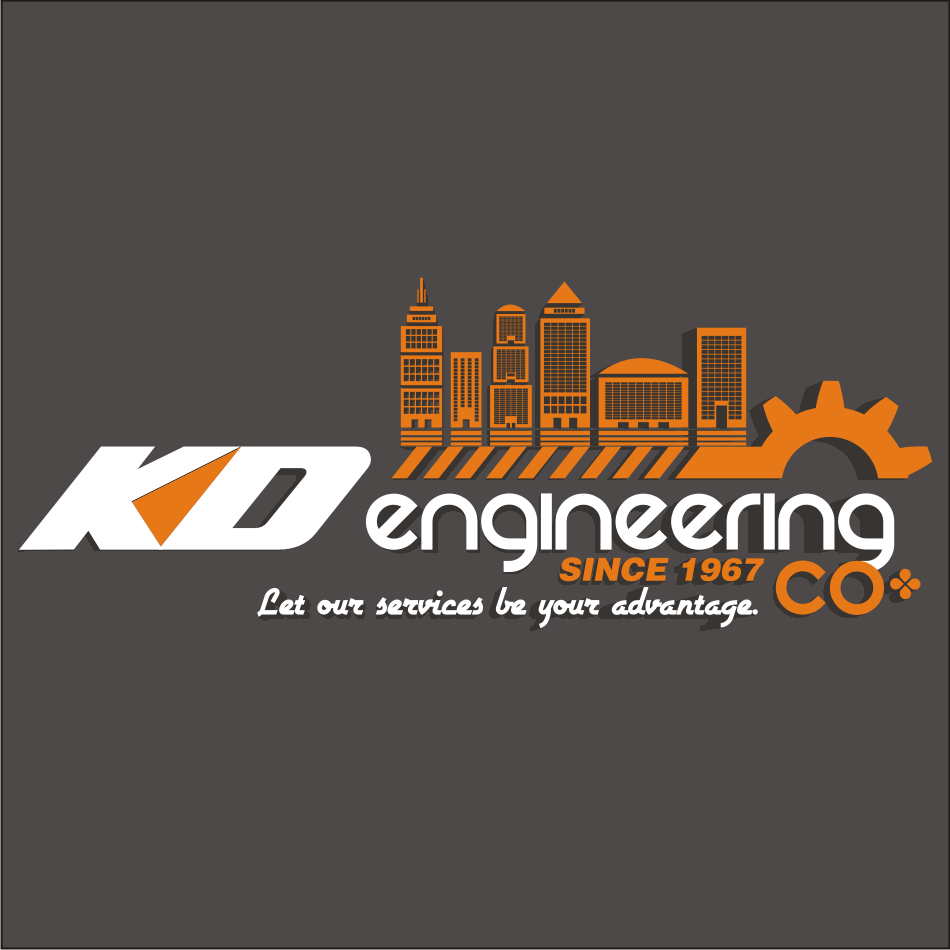 Logo Design by vector.five - Entry No. 94 in the Logo Design Contest KD Engineering Co..
