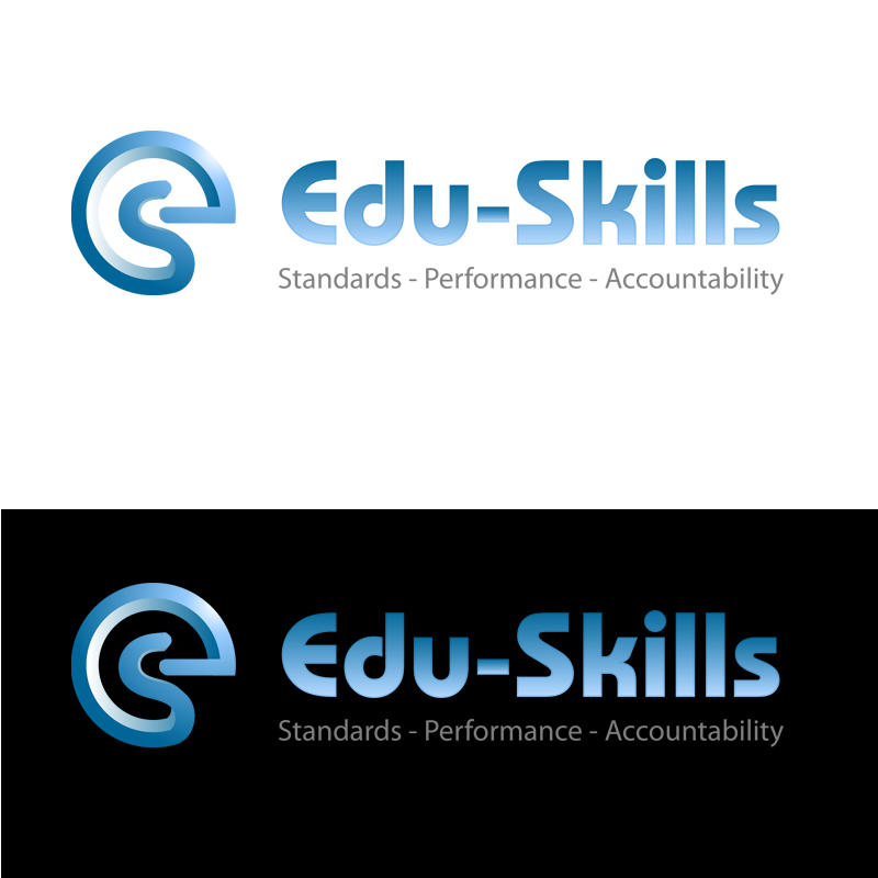Logo Design by zams - Entry No. 28 in the Logo Design Contest Edu-Skills.