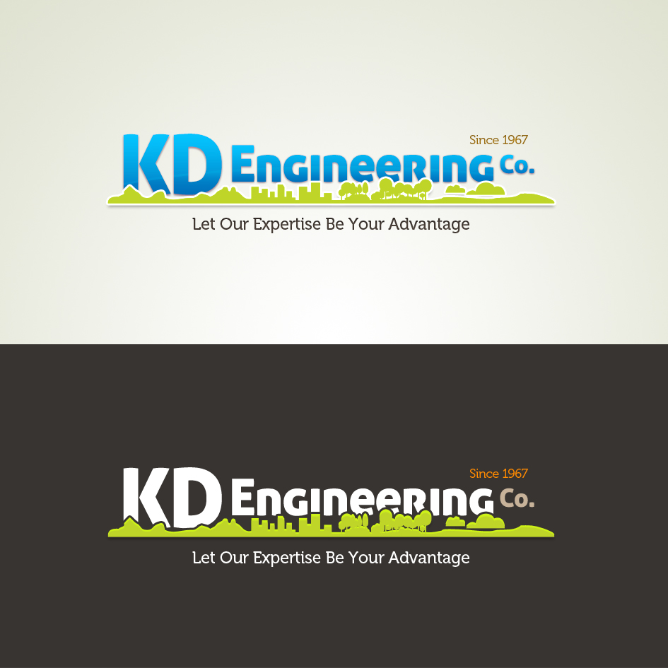 Logo Design by aerodynamics - Entry No. 97 in the Logo Design Contest KD Engineering Co..