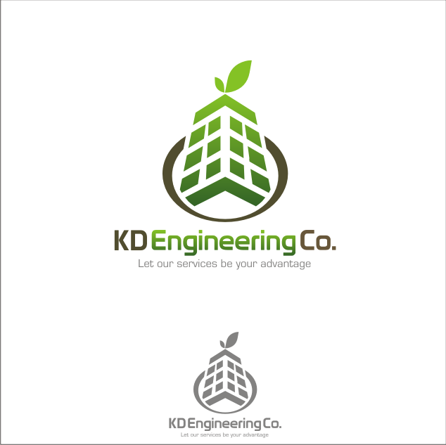 Logo Design by key - Entry No. 103 in the Logo Design Contest KD Engineering Co..