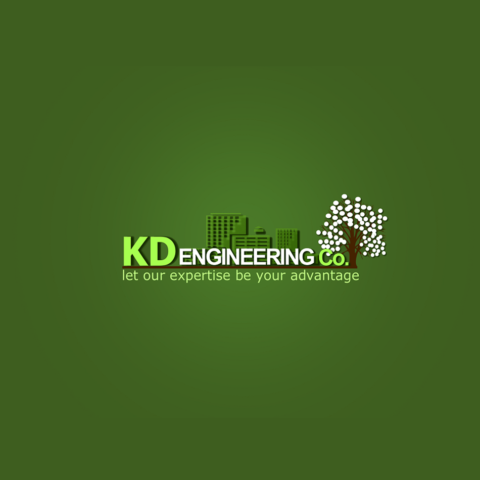 Logo Design by luwabu - Entry No. 105 in the Logo Design Contest KD Engineering Co..