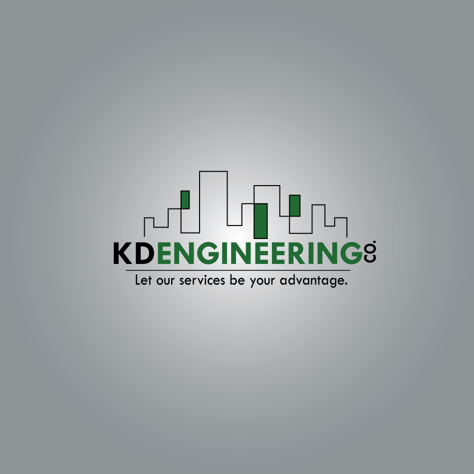 Logo Design by moonflower - Entry No. 107 in the Logo Design Contest KD Engineering Co..