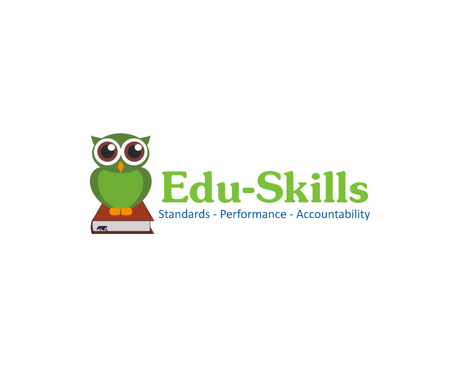 Logo Design by Ifan Afandie - Entry No. 39 in the Logo Design Contest Edu-Skills.