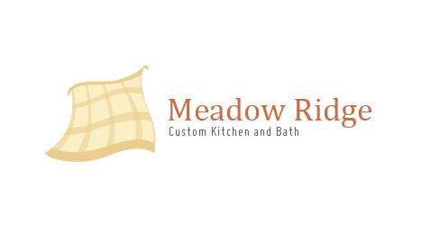 Logo Design by chadtulio - Entry No. 62 in the Logo Design Contest Meadow Ridge Custom Kitchen & Bath.