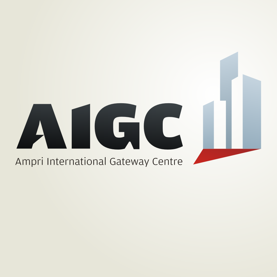 Logo Design by Autoanswer - Entry No. 36 in the Logo Design Contest Ampri International Gateway Centre (AIGC).