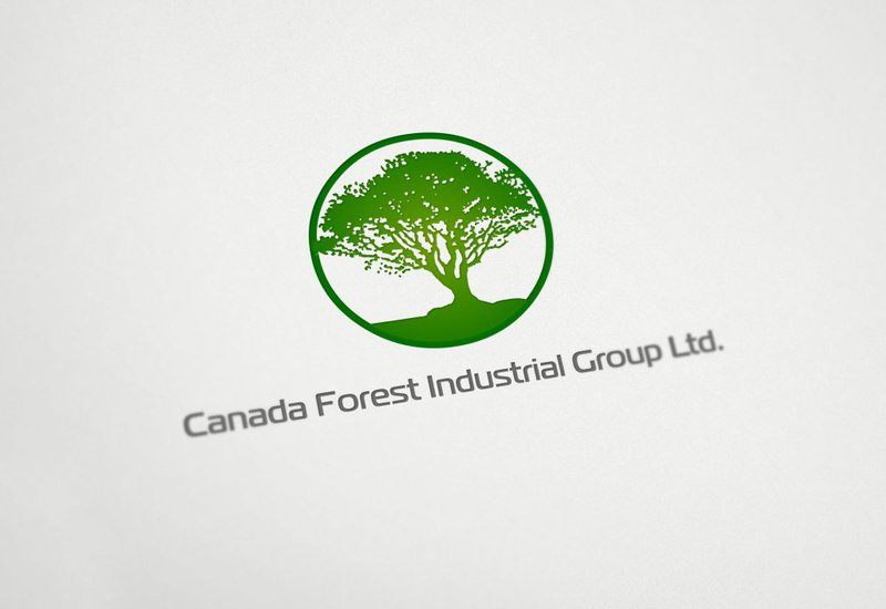Logo Design by Private User - Entry No. 5 in the Logo Design Contest Creative Logo Design for Canada Forest Industrial Group Ltd..