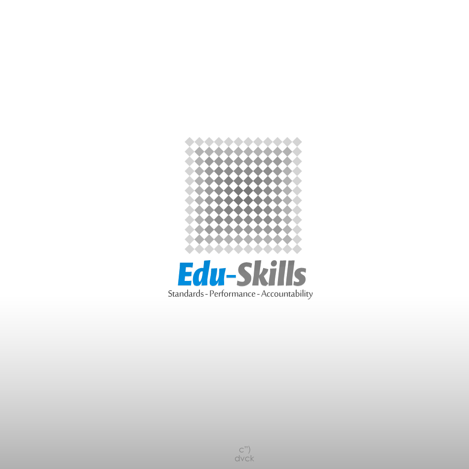 Logo Design by rockpinoy - Entry No. 65 in the Logo Design Contest Edu-Skills.