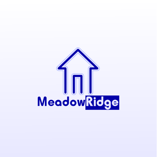 Logo Design by andrei_pele - Entry No. 69 in the Logo Design Contest Meadow Ridge Custom Kitchen & Bath.