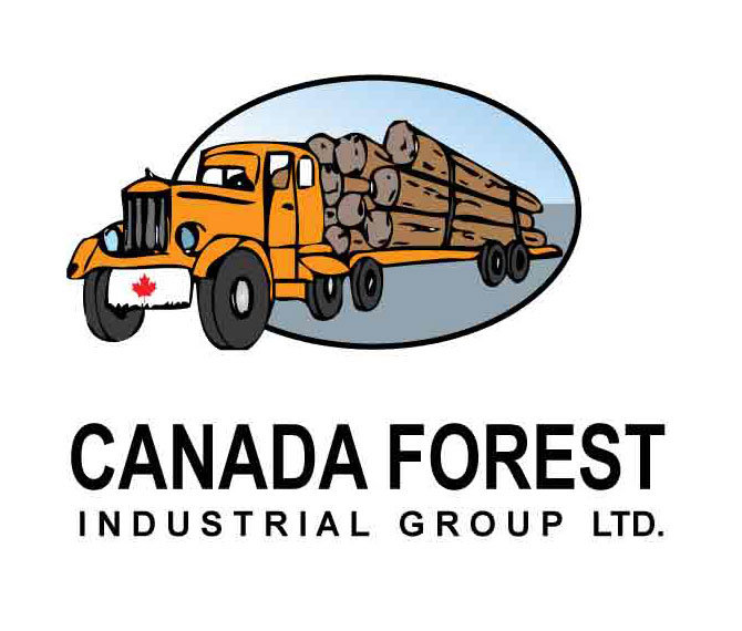 Logo Design by Sandip Kumar Pandey - Entry No. 16 in the Logo Design Contest Creative Logo Design for Canada Forest Industrial Group Ltd..