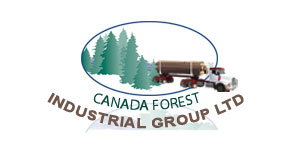 Logo Design by Sandip Kumar Pandey - Entry No. 24 in the Logo Design Contest Creative Logo Design for Canada Forest Industrial Group Ltd..