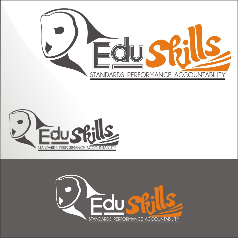 Logo Design by vector.five - Entry No. 73 in the Logo Design Contest Edu-Skills.