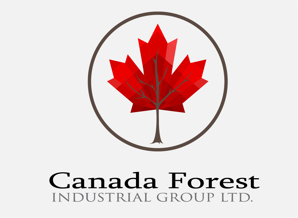 Logo Design by Jalexander Hongco - Entry No. 34 in the Logo Design Contest Creative Logo Design for Canada Forest Industrial Group Ltd..
