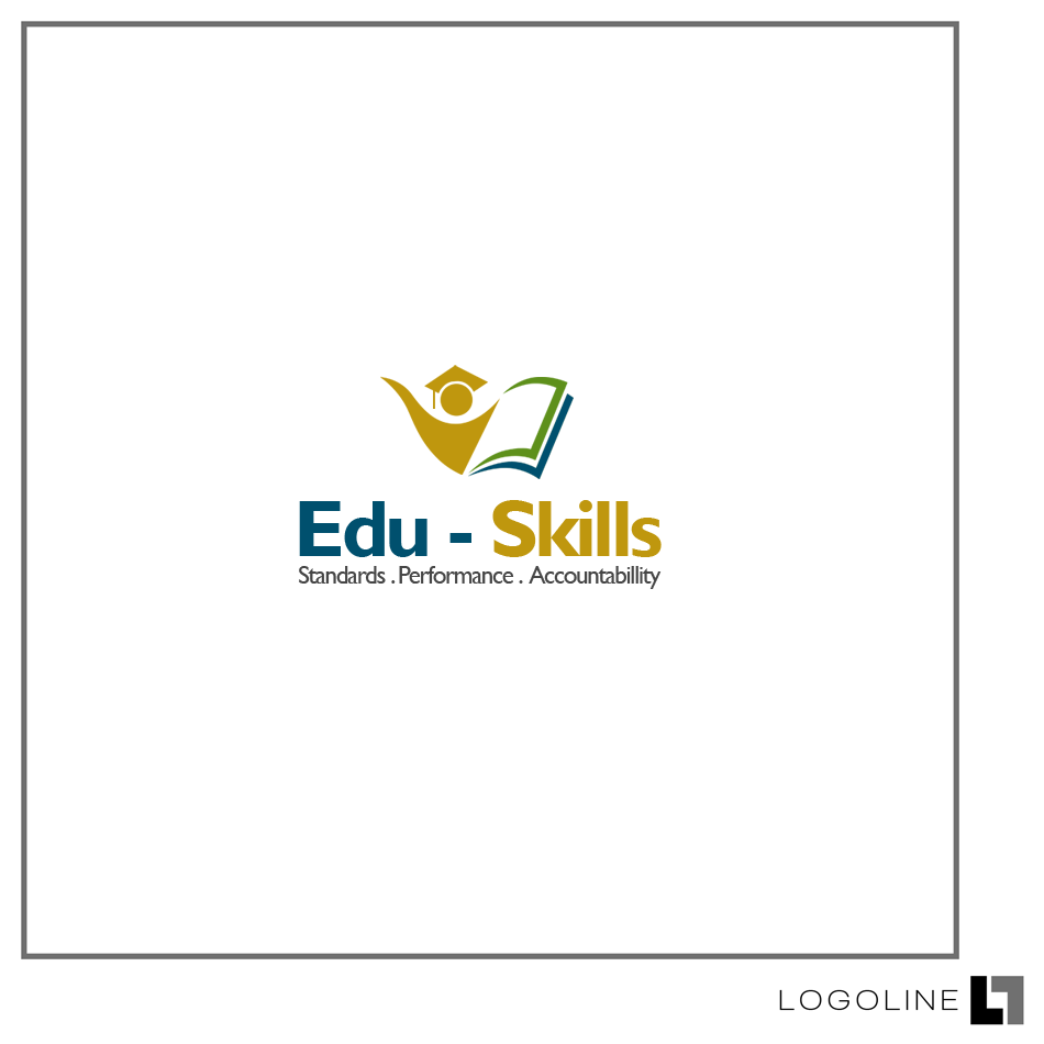 Logo Design by Private User - Entry No. 83 in the Logo Design Contest Edu-Skills.