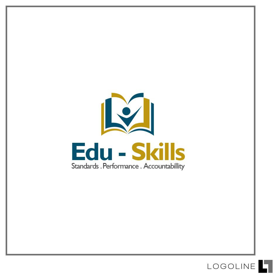 Logo Design by Private User - Entry No. 84 in the Logo Design Contest Edu-Skills.