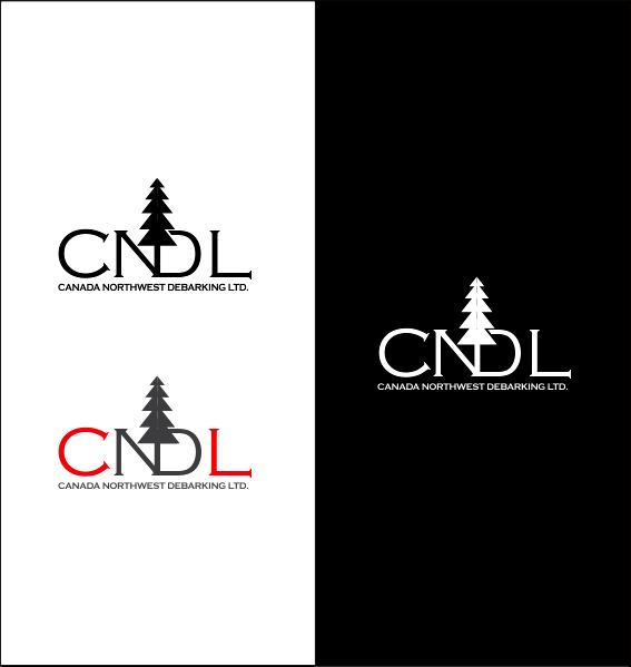 Logo Design by Armada Jamaluddin - Entry No. 45 in the Logo Design Contest Creative Logo Design for Canada Northwest Debarking Ltd..