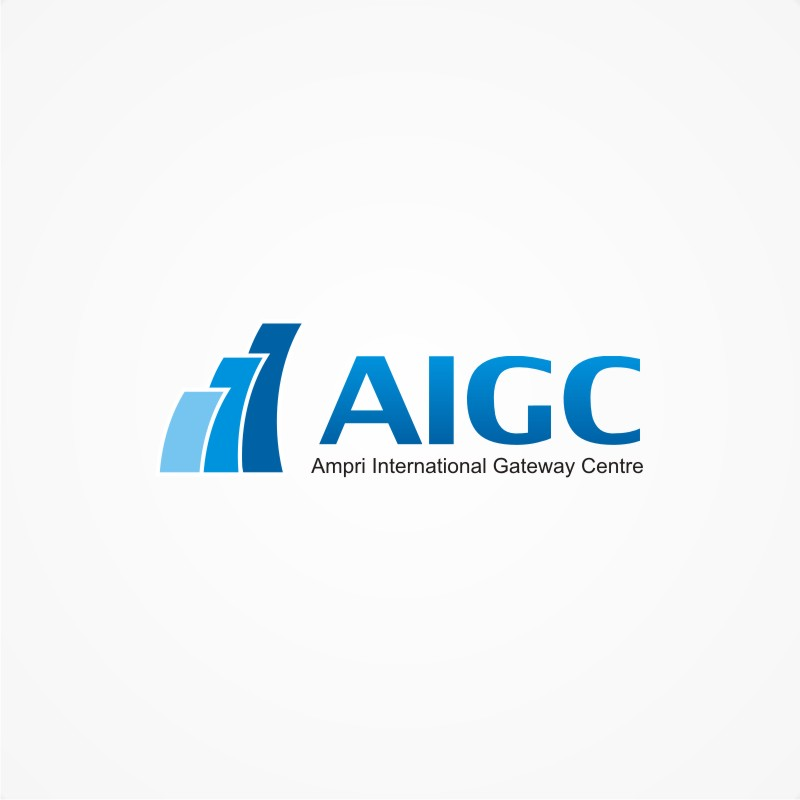Logo Design by Private User - Entry No. 42 in the Logo Design Contest Ampri International Gateway Centre (AIGC).