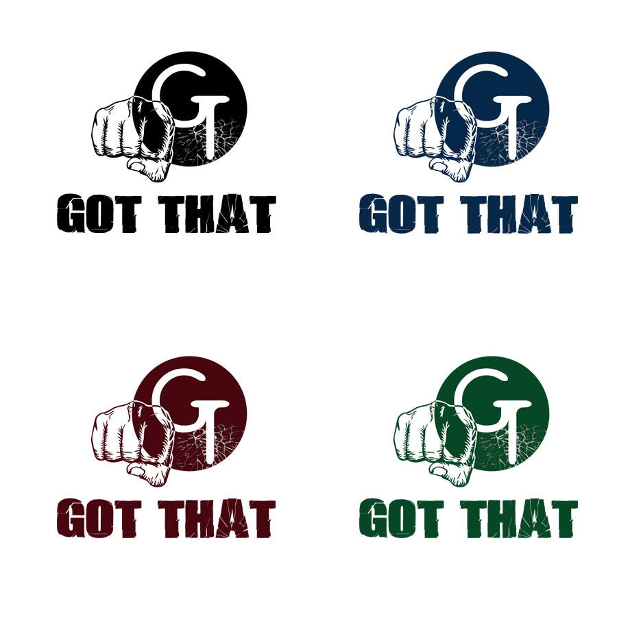 Logo Design by Private User - Entry No. 169 in the Logo Design Contest Fun Logo Design for Got That.