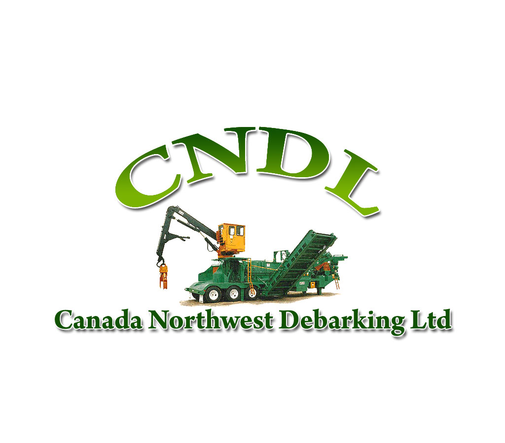 Logo Design by Sandip Kumar Pandey - Entry No. 80 in the Logo Design Contest Creative Logo Design for Canada Northwest Debarking Ltd..