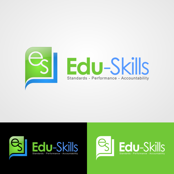Logo Design by Andrean Susanto - Entry No. 100 in the Logo Design Contest Edu-Skills.