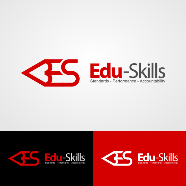Logo Design by Andrean Susanto - Entry No. 101 in the Logo Design Contest Edu-Skills.
