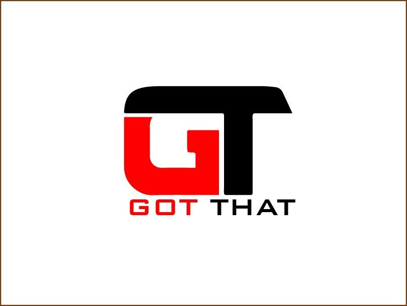 Logo Design by Private User - Entry No. 221 in the Logo Design Contest Fun Logo Design for Got That.